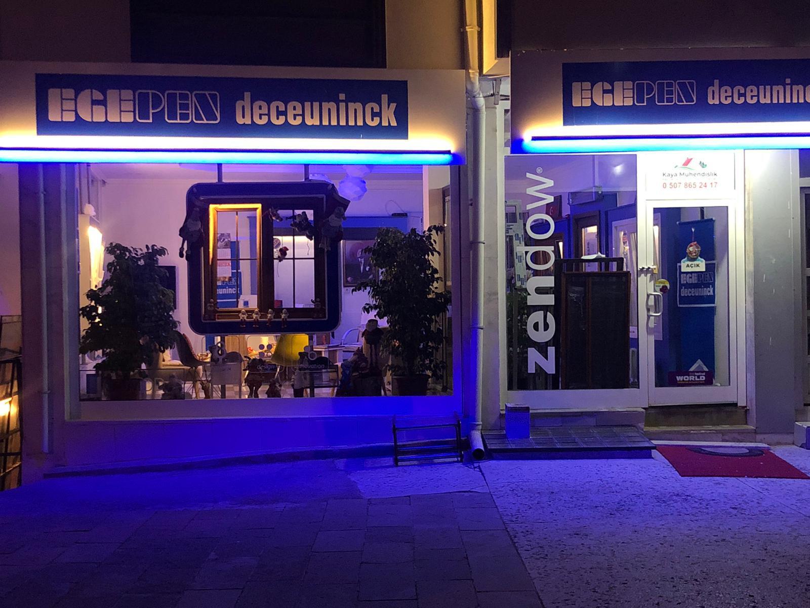 Egepen Deceuninck Legend PVC Kapı Özellikleri